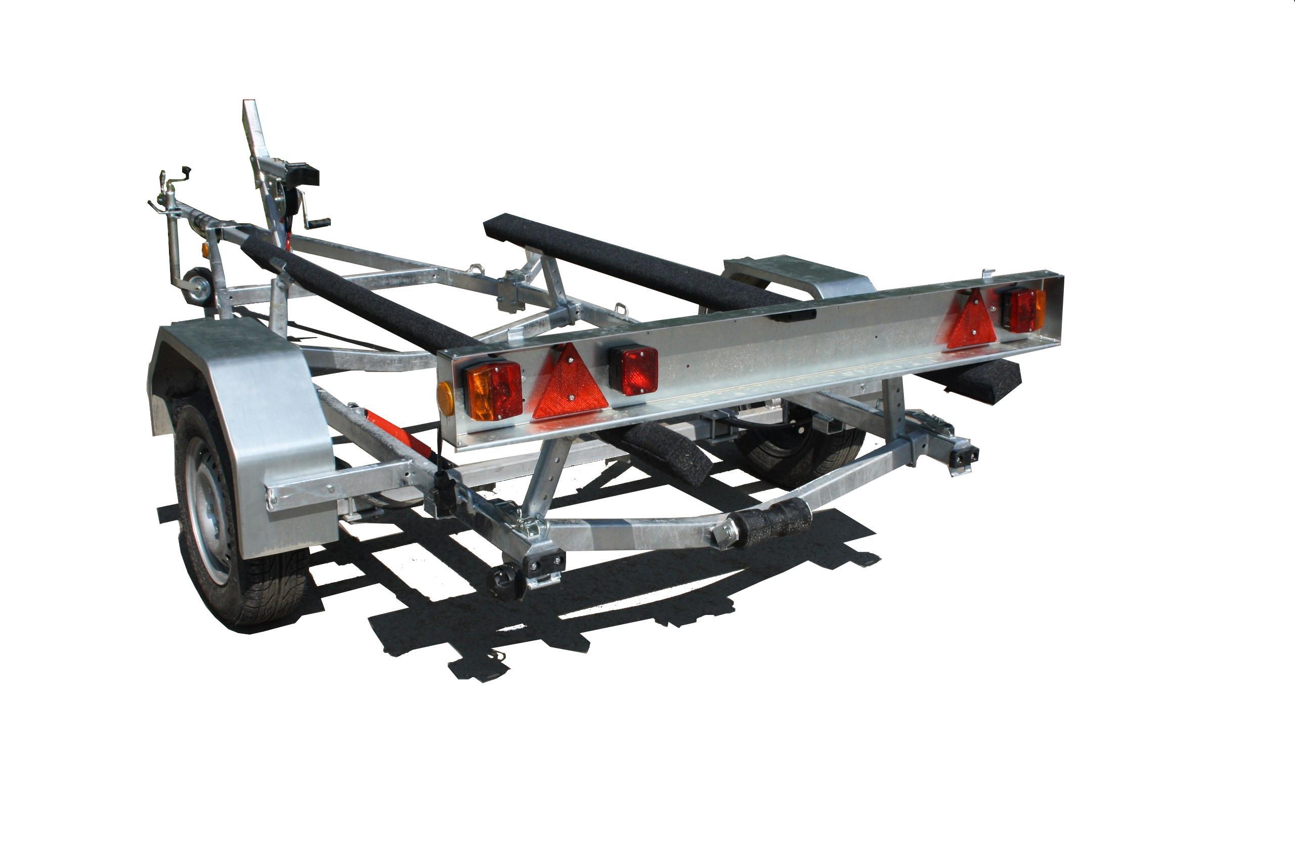 Автоприцеп для лодки пвх